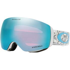 Oakley Flight Deck XM Snow Goggle Camo Vine Snow/Prizm Snow Sapphire Iridium